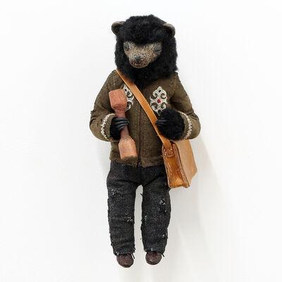 Tomoyasu Murata, 'Cloudy Bear', 2014