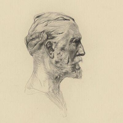 Auguste Rodin, 'Antonin Proust', 1884