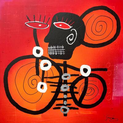 Soren Grau, 'Drawing Attention (Urban Fragment no. 19)', 2018