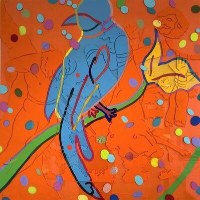 Barbara Strasen, 'Bird Goya', 2015