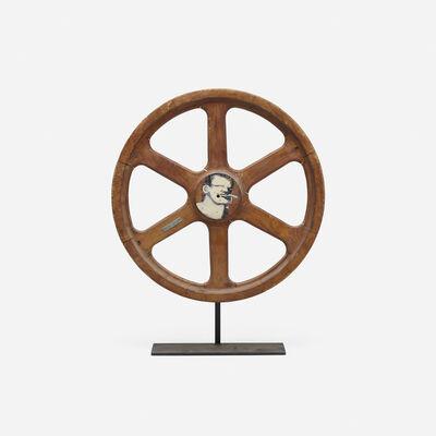 Robert Loughlin, 'Untitled (wheel)'