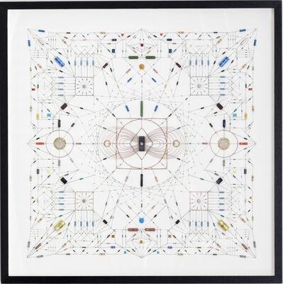 Leonardo Ulian, 'Technologial Mandala 17', 2013