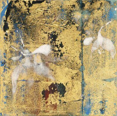 Makoto Fujimura, 'Columbines- Study', 2010