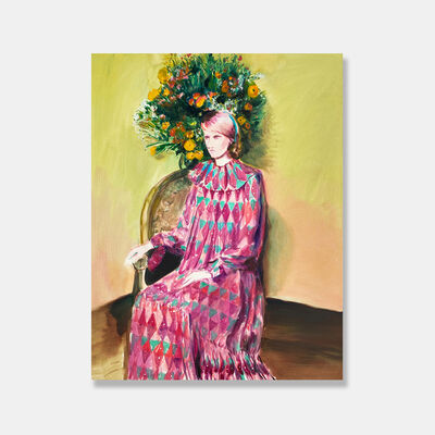 Lindsey Bull, 'Harlequin', 2020