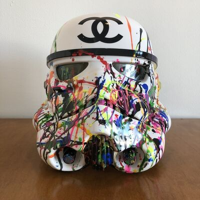 Auguste, 'Stormtrooper Chanel Addict Special Edition Miami', 2018