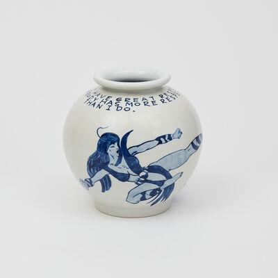 Shoji Satake, 'Small Vase 3', 2019