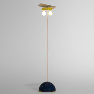 Martine Bedin, 'Splendid floor lamp', 1981