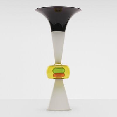 Ettore Sottsass, 'Neobule vase', 1986