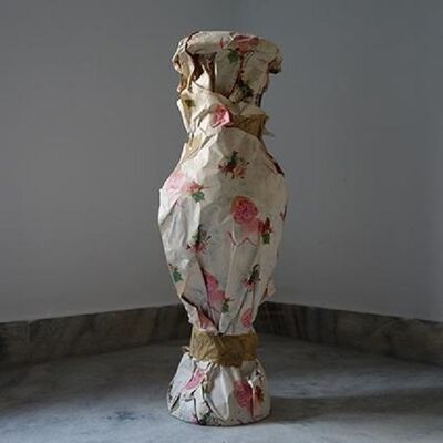 Mariam Suhail, 'Vase of Flowers', 2012