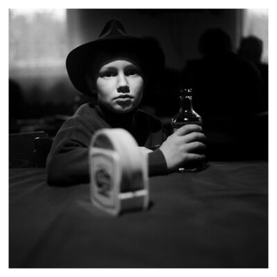 Roman Franc, 'Brother 6', 2011