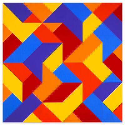 Karl Benjamin, '#3, 1969', 1969