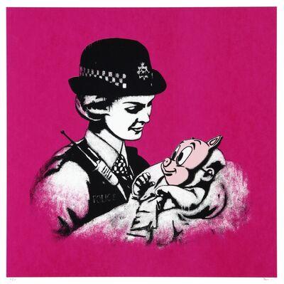 DOLK, 'Pig Mask (Pink)', 2012