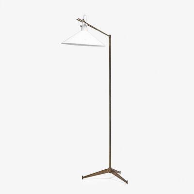 Paul McCobb, 'Rare early floor lamp, USA', 1950s