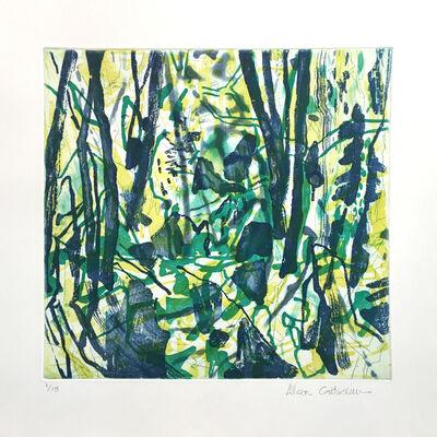 Allison Gildersleeve, 'Untitled (green)', 2017