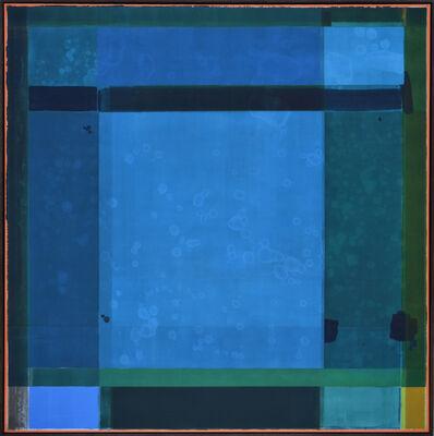 Maximilian Daniels, 'Verdant reflection', 2018