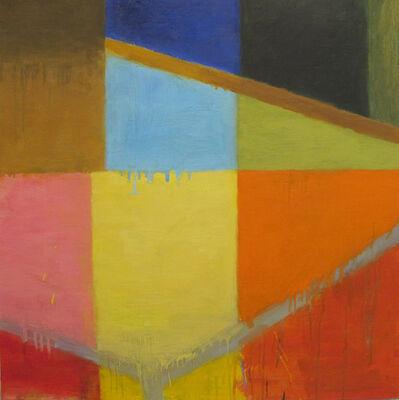 Joan Mellon, 'Looking Back', 2015