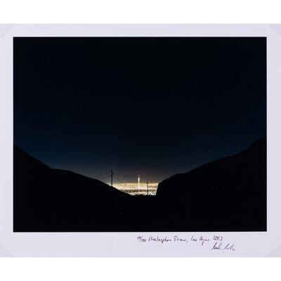 Axel Hütte, 'Stratosphere Tower, Las Vegas', 2003