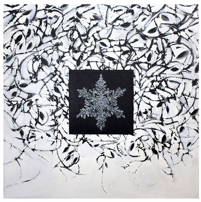Susan Breen, 'Unique (Winter Square)', 2017