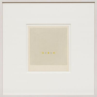 Antonio Calderara, 'Untitled ', 1972