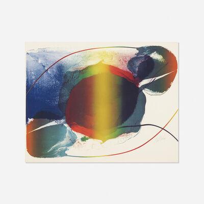Paul Jenkins, 'Phenomena Open Light', 1973