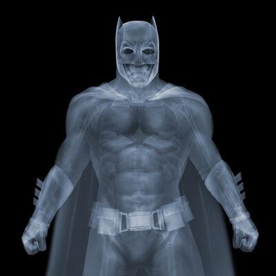 Nick Veasey, 'Batman', 2016