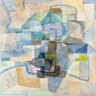 Eva Isaksen, 'Pale Puzzle', 2019