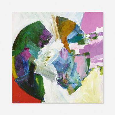 John Little, 'White Fracture', 1963-65