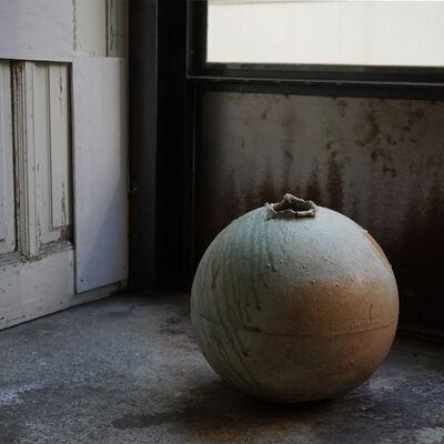 Shiro Tsujimura, 'Round Jar -iga style- st00806', 1980-2010