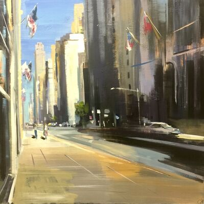 Craig Mooney, 'City for a Day', 2018