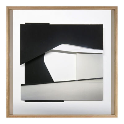 Patrik Grijalvo, 'Serie Gravitacion Visual:  MAXXI Museum Rome - Zaha Hadid', 2019