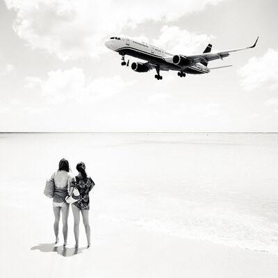 Josef Hoflehner, 'Jet Airliner #23, US Airways Boeing 757-200, St. Maarten', 2010