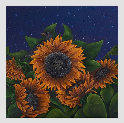 Allison Green, 'Sun and Stars', 2018