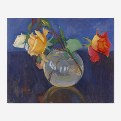 Mildred Bunting Miller, 'The Crystal Bowl'