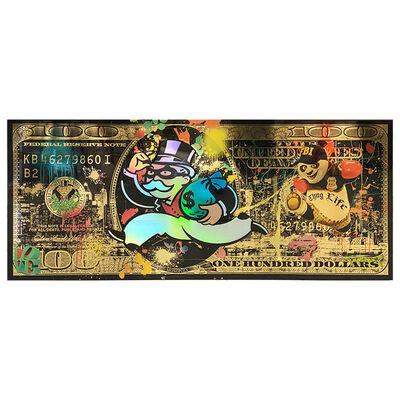 Diederik Van Apple, 'Mr. Bandit Monopoly', 2020