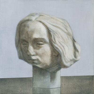 Tim Eitel, 'Head (Young Woman)', 2015