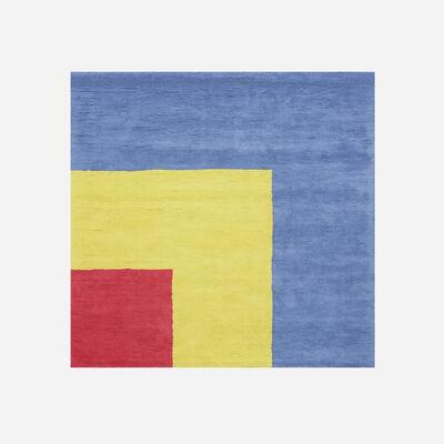 Ellsworth Kelly, 'Primary tapestry', 1967