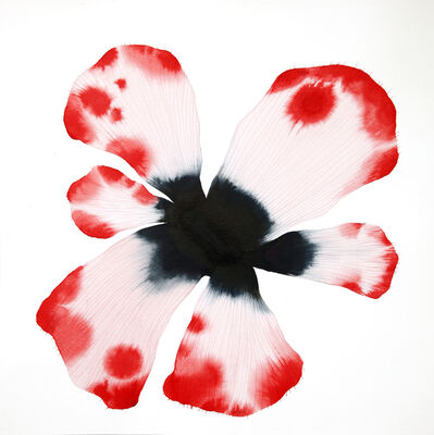 Stephen Doherty, 'Red Flower', 2018