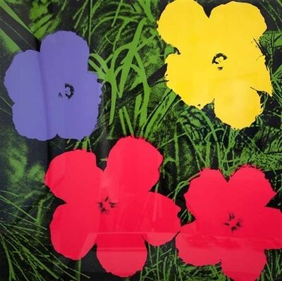 Andy Warhol, 'Flowers (2)', 1964