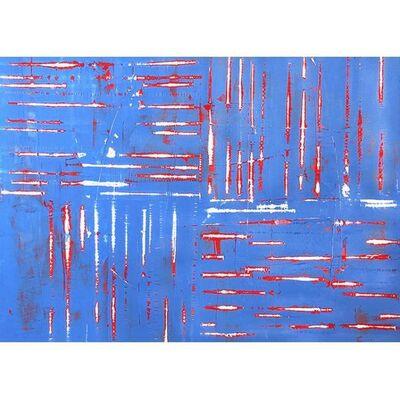 "Shira Toren, '""Blue Wave""', 2020"