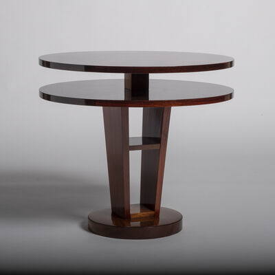 André Sornay, 'Side table in rosewood', ca. 1930
