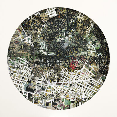 Matthew Picton, 'Berlin 1928 - 1989', 2015