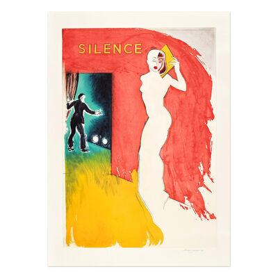 Allen Jones, 'Silence', 1998