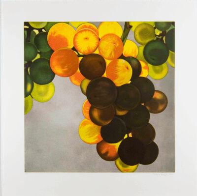Karin Kneffel, 'Grapes', 2005