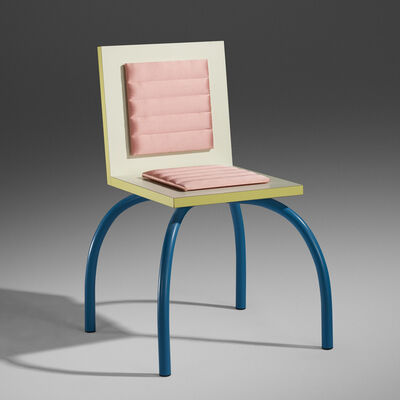 Michele de Lucchi, 'Riviera chair', 1981