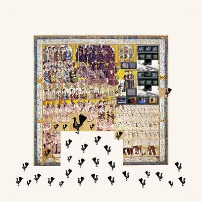 Rana Javadi, 'Never Ending Chaos 13', 2013