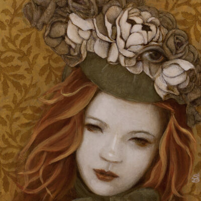 Deirdre Sullivan-Beeman, 'Petal  Girl', 2018