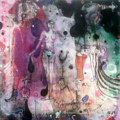Yvan Genest, 'I Met you in a Dream'