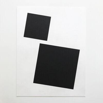 Cris Gianakos, 'Double Cross', 2001