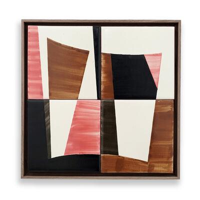 Clare Goodwin, 'Ceramic Whisper (Azulejos)', 2020