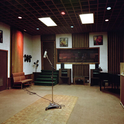 Rhona Bitner, 'FAME Recording Studios, Muscle Shoals, AL, May 8, 2008', 2017